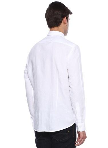 Altea Uzun Kollu Klasik Gömlek Beyaz